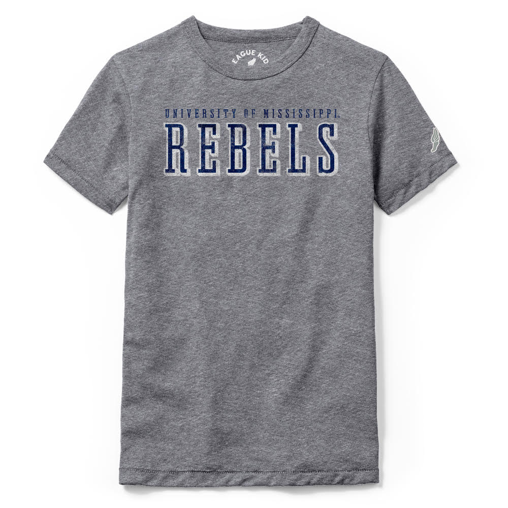 UM Rebels Kids Shirt