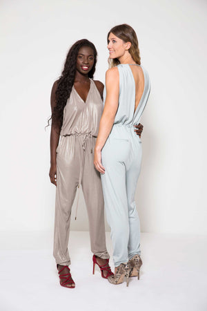 Lax Jumpsuit Dusty Green