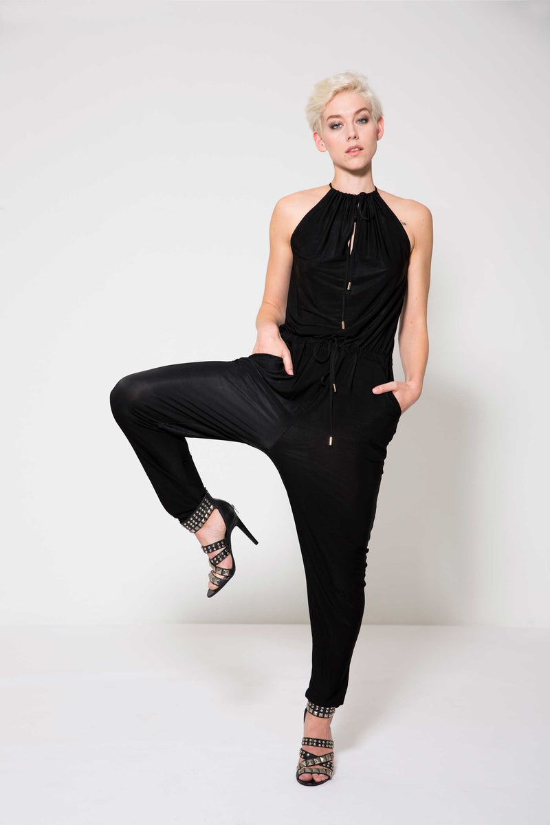 Lax Jumpsuit Black