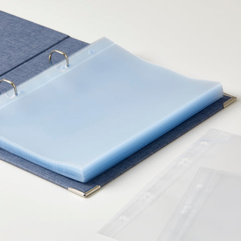 Glass Clear A5 Pockets / Wallets for Files