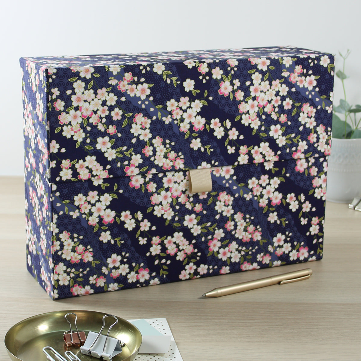 Organiser Boxes - Chiyogami