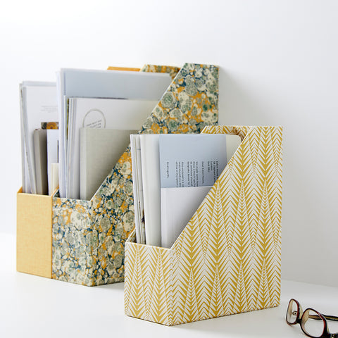 Decorative Magazine Files