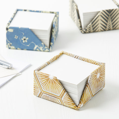 Decorative Memo Blocks