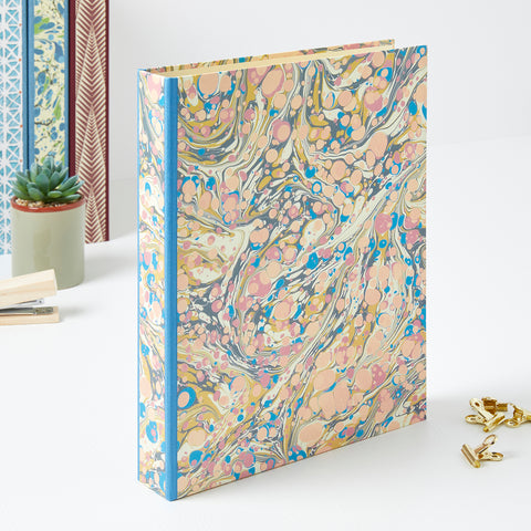 pretty ring binder