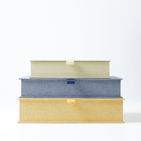 Fabric Keepsake Boxes