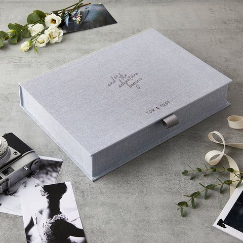 keepsake boxes for weddings
