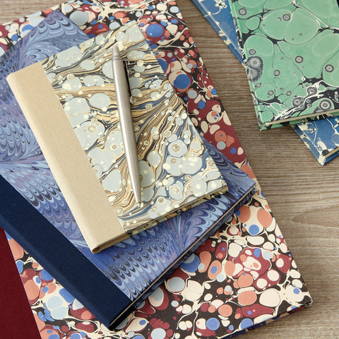 A selection of Harris & Jones Decorative Journals