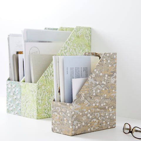 Patterned Magazine Files