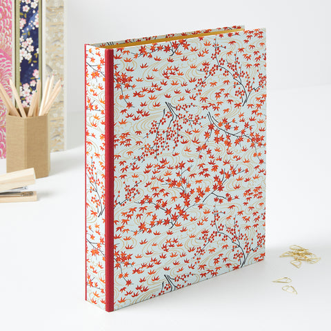 Patterned Ring Binders