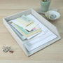 Letter Trays - Natural Weaves