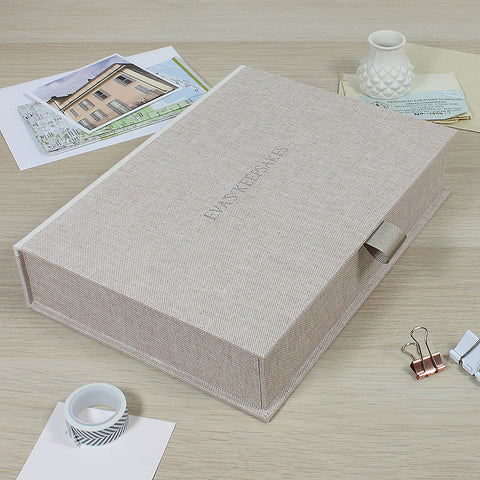 Keepsake Boxes - Natural Weaves