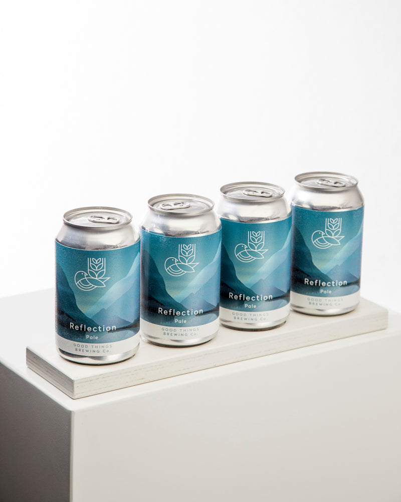 Good Things Pale Reflection 330ml Cans