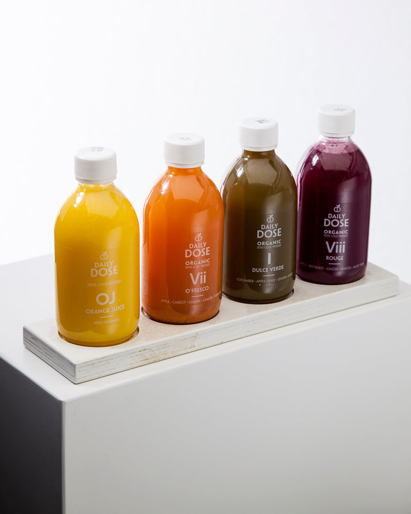 Daily Dose Pressed Juice