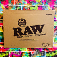 RAW Bean Bag Huge Tray