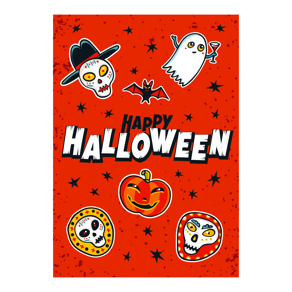 Halloween Posters & Signs