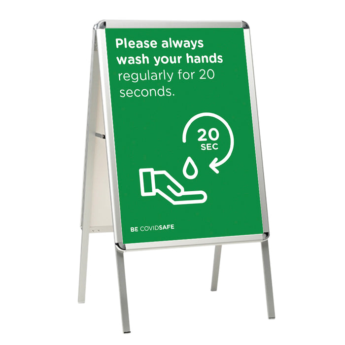 Wash Your Hands for 20 Seconds