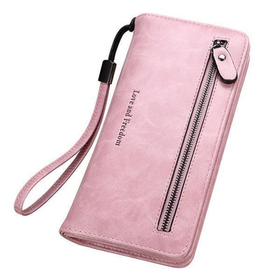 12 Card Slots Large Capacity Card Holder Phone Wallet(Buy 3 Get $10 Off By Code:  BUY3)
