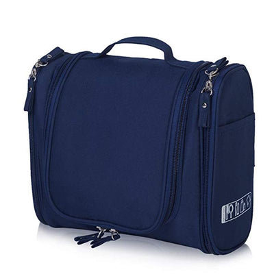 113592 Travel Portable Large Necessary Make Up Cosmetic Bag Women Waterproof Hanging Toiletry Wash bag