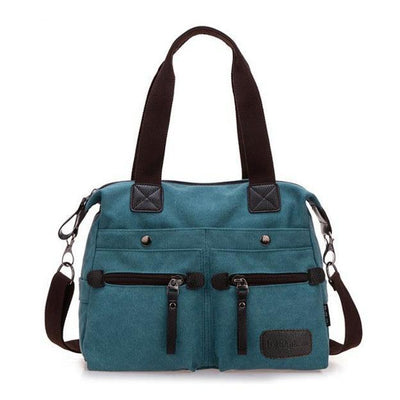 Women's Canvas Shoulder Cross Body Bag