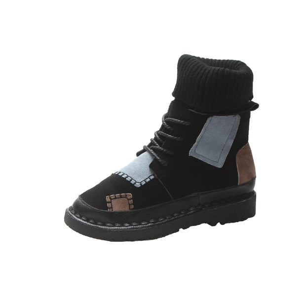 Women's Fashion Martin Boots