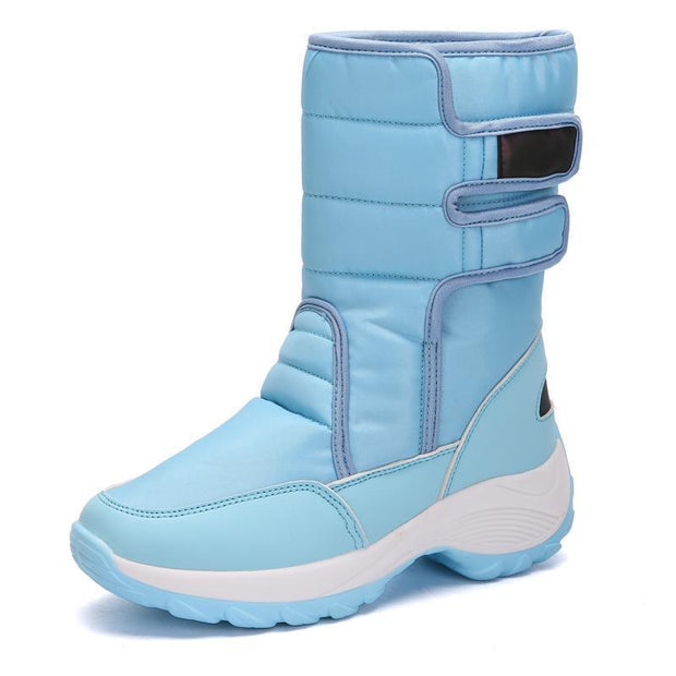 Women's Outdoor Anti-skid Warm Snow Boots