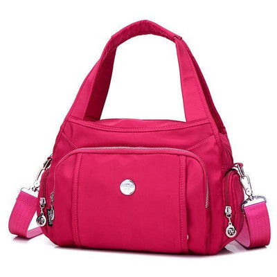 Women Nylon Casual Travel Handbag Shoulder Bag