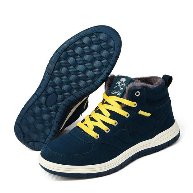 Men's Velvet Outdoor Shoes