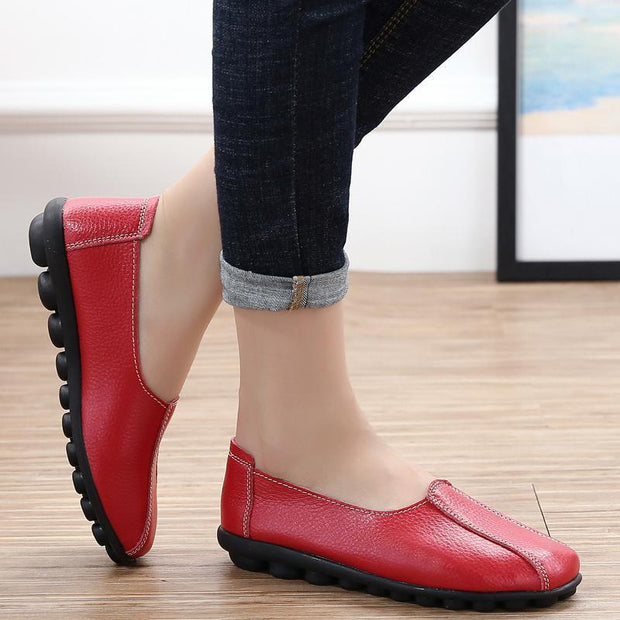 Ladies Casual Peas Shoes
