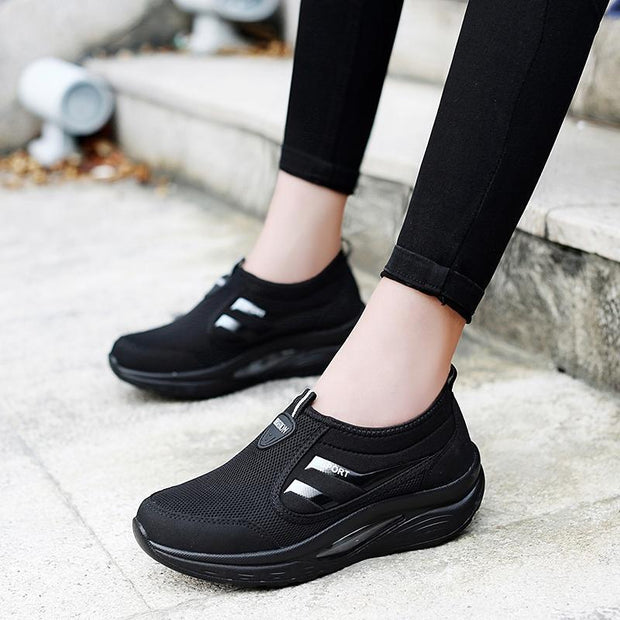 Women's Autumn & Winter Breathable Mesh Sneakers