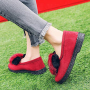 Ladies Warm Phanda Casual Flats