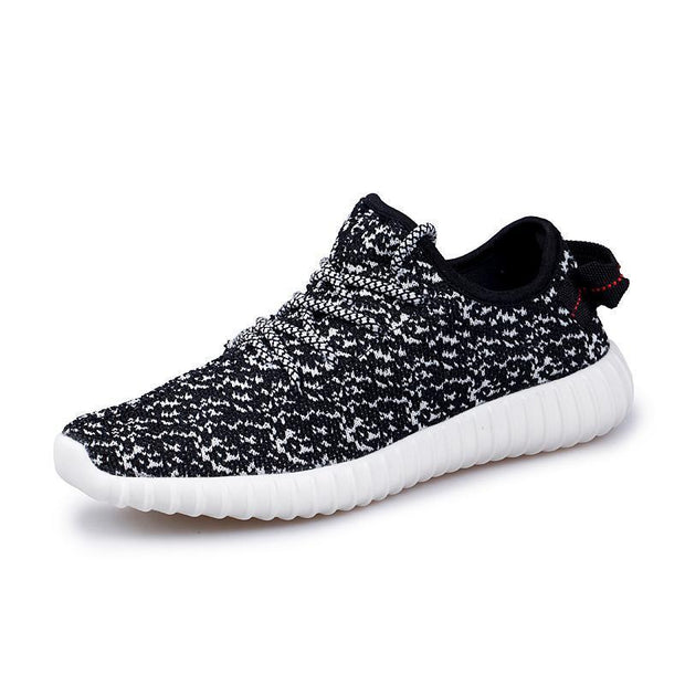 Men's Casual Fashion Flying Woven Shoes
