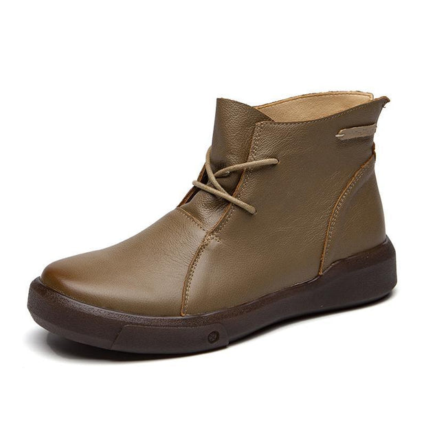 Retro Martin Boots, Women's Shoes, Flat Bottom British Wind Ins Shoes, Bare Boots, Chic Shoes 117597