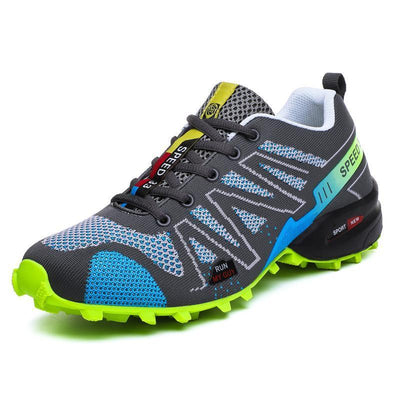 Men Autumn new tide shoes men's outdoor soft bottom sports shoes running shoes non-slip shoes 117339