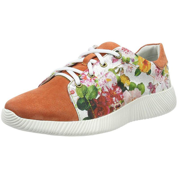118102 LAURA VITA Fashion Genuine Leather Sports Handmade original Style Colorful Comfortable Sports shoes