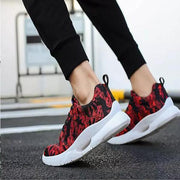 Women's fashion mesh breathable shoes 118038
