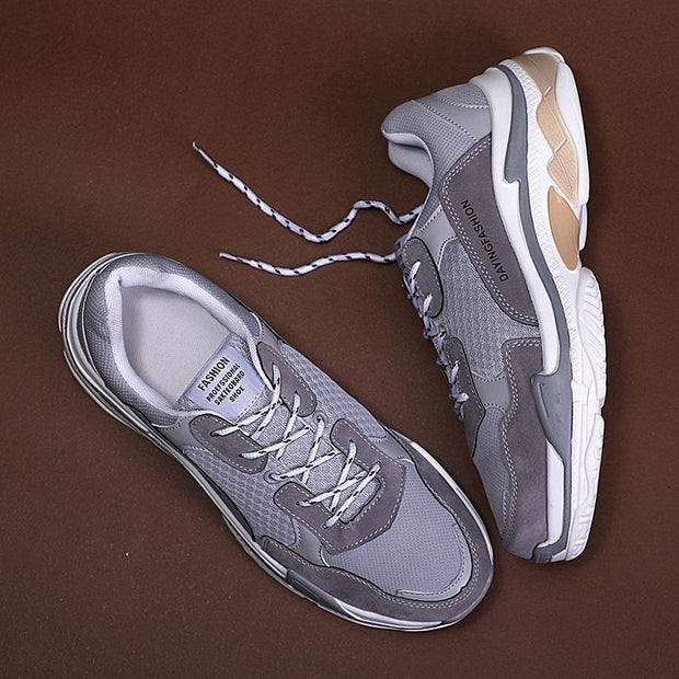 Men's fashion personality casual shoes 118017
