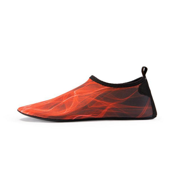 Men's Print Ultra-light Slip-on Water Diving Shoes