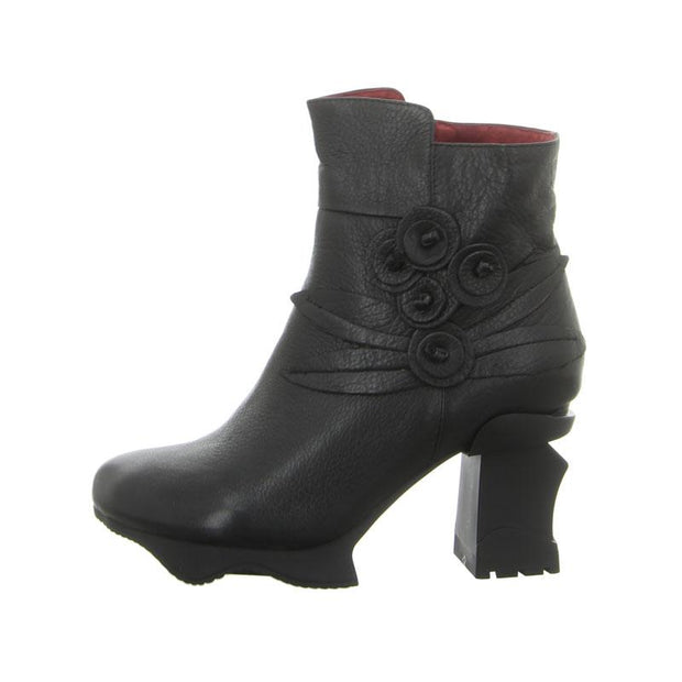 118680 LAURA VITA ARMANCE 16 Retro Genuine Leather Zipper Handmade Original Vintage Comfortable Ankle Boots