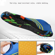 Men's beach shoes, swimming shoes 118201