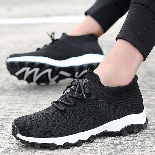 Sports Shoes Female Autumn Running Shoes Non-slip Wear-resistant Men's Shoes  118726