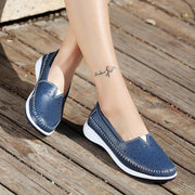 Women's Hollow Breathable Soft Loafers