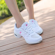 Women's high-top dance shoes sports shoes shock absorption anti-skid 118293