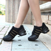 Women's high-top dance shoes sports shoes shock absorption anti-skid 118297
