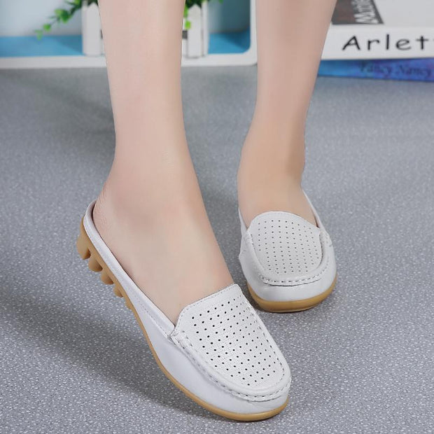 Women's Hollow Breathable Sandals & Slippers