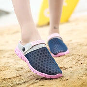 Women's beach shoes, sandals, slippers 119276