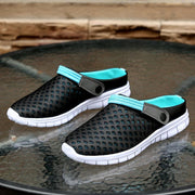 Men's Mesh Hole Beach Sandals Sippers