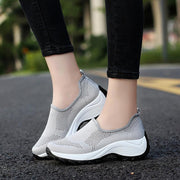 Women's fashion trend refreshing breathable shoes wild casual shoes 119514