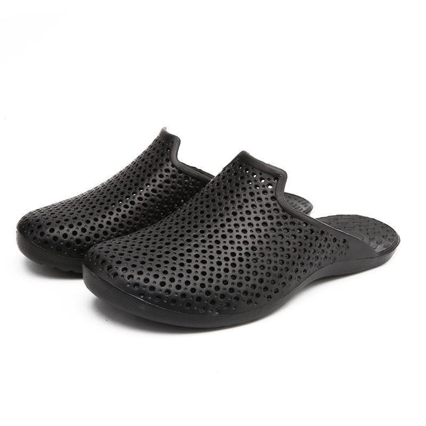 Men's garden shoes, hole shoes, sandals, slippers