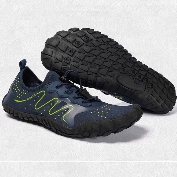 Men's Lightweight Non-slip Barefoot Water Shoes