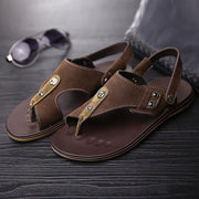 Men's Summer Beach Thong Sandals 119946
